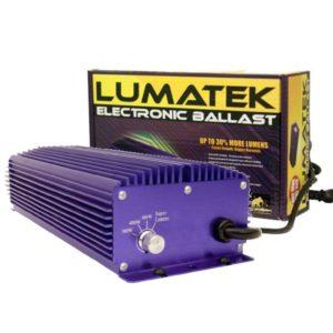 Ballast électroniqe 1000W Lumatek VARIABLE