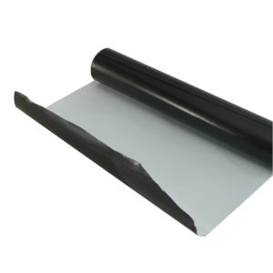 Bache noir et blanche le mtr linéaire (sur 2mtr de haut)
