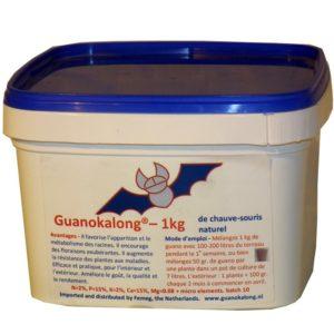 Guano de chauves-souris Guanakalong 1kg