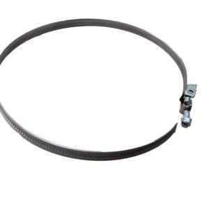Collier aluminium 60-165mm