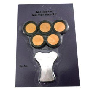 Kit de rechange céramique pour cellule à ultrason (cinq cellules).