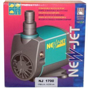 Pompe à eau 1700l/h NEWJET