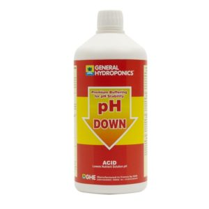 Ph down 1ltr GHE