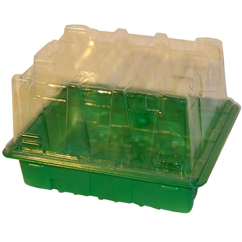 Mini Serre Plastique souple - Jardin de poche