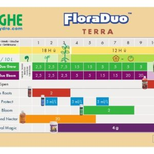 GHE Flora Duo Terre